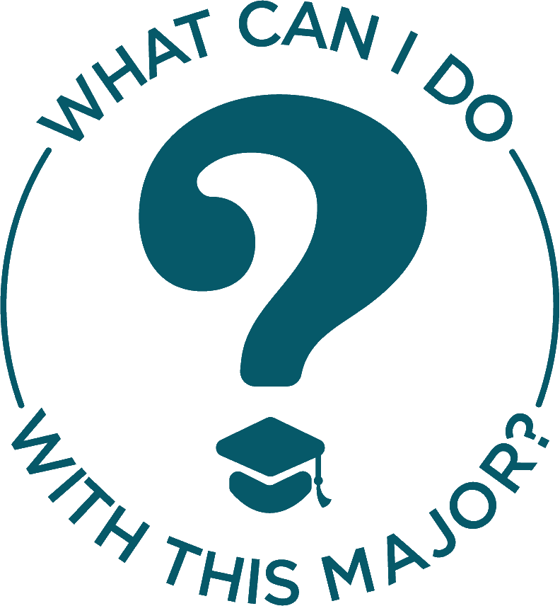 What Can I Do With This Major? (logo)
