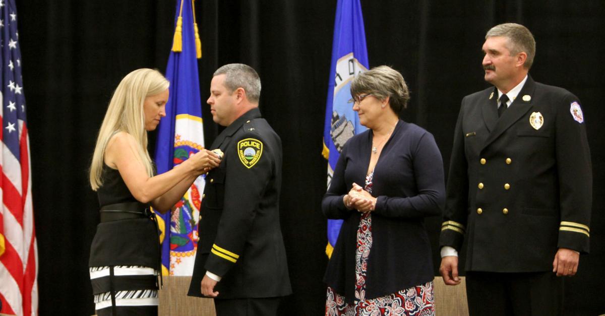 Metropolitan State alum sworn in as Rochester police chief ...