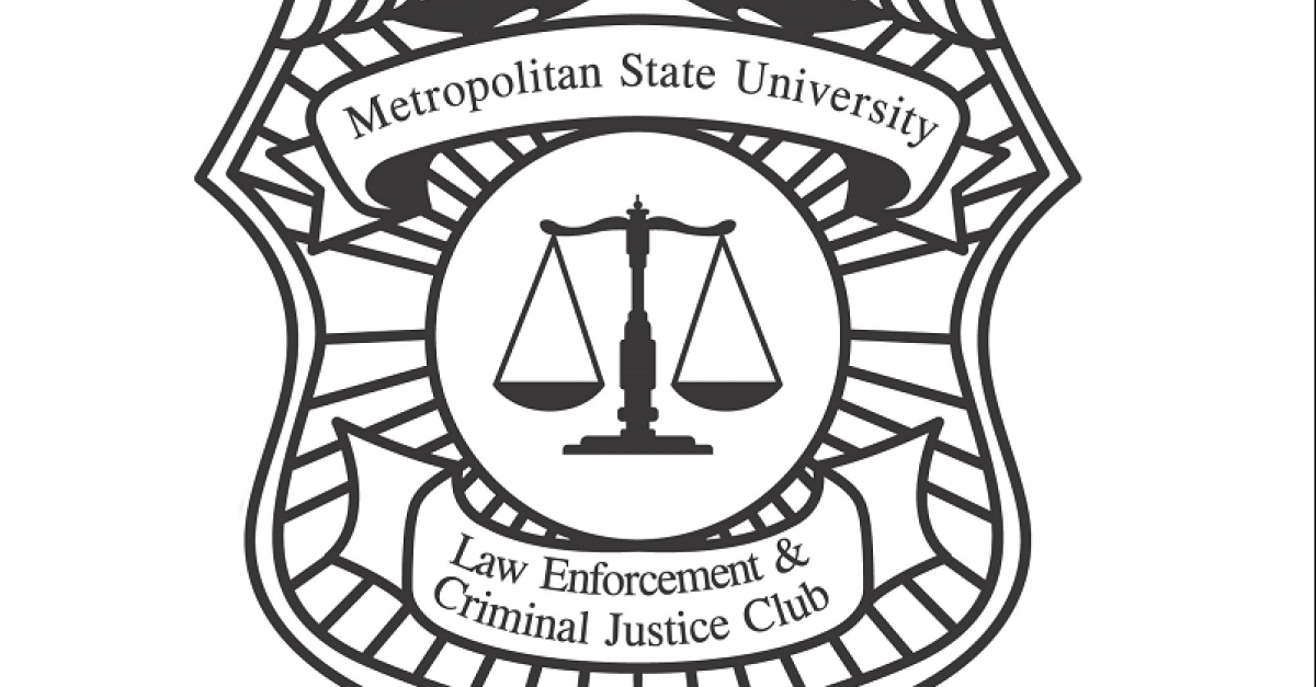 Law Enforcement and Criminal Justice Club logo