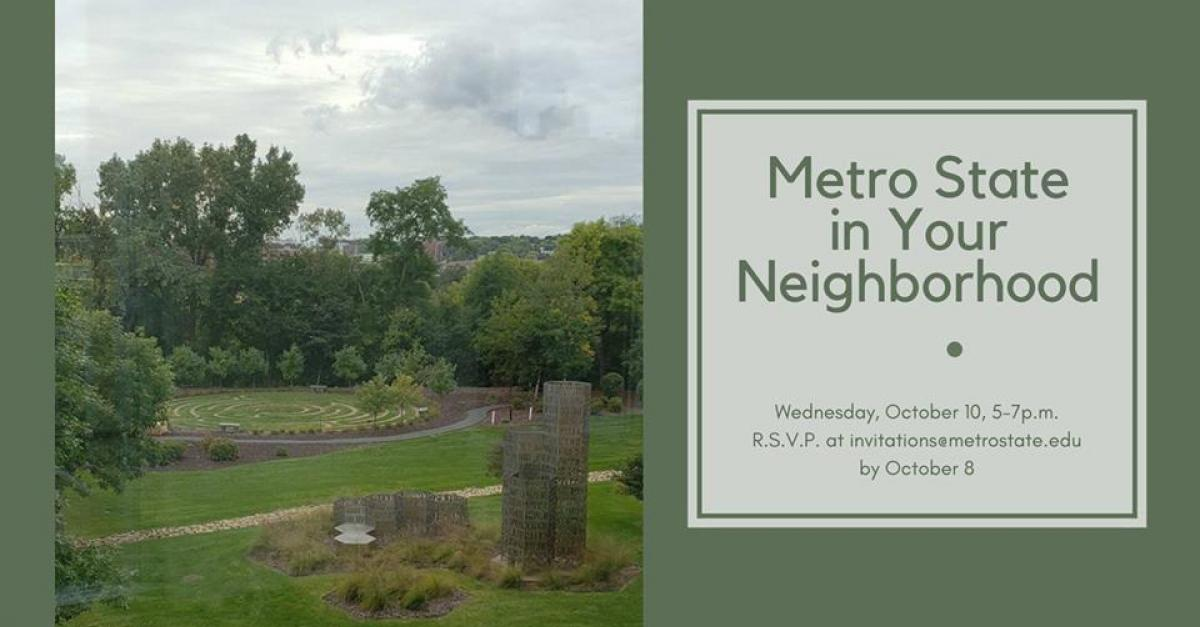 Metro State in your Neighborhood in Duluth flyer