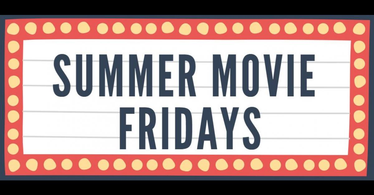Summer Movie Fridays