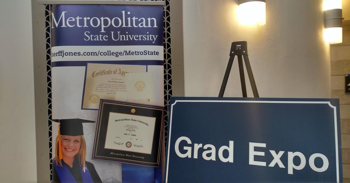 Grad Expo | Metropolitan State University