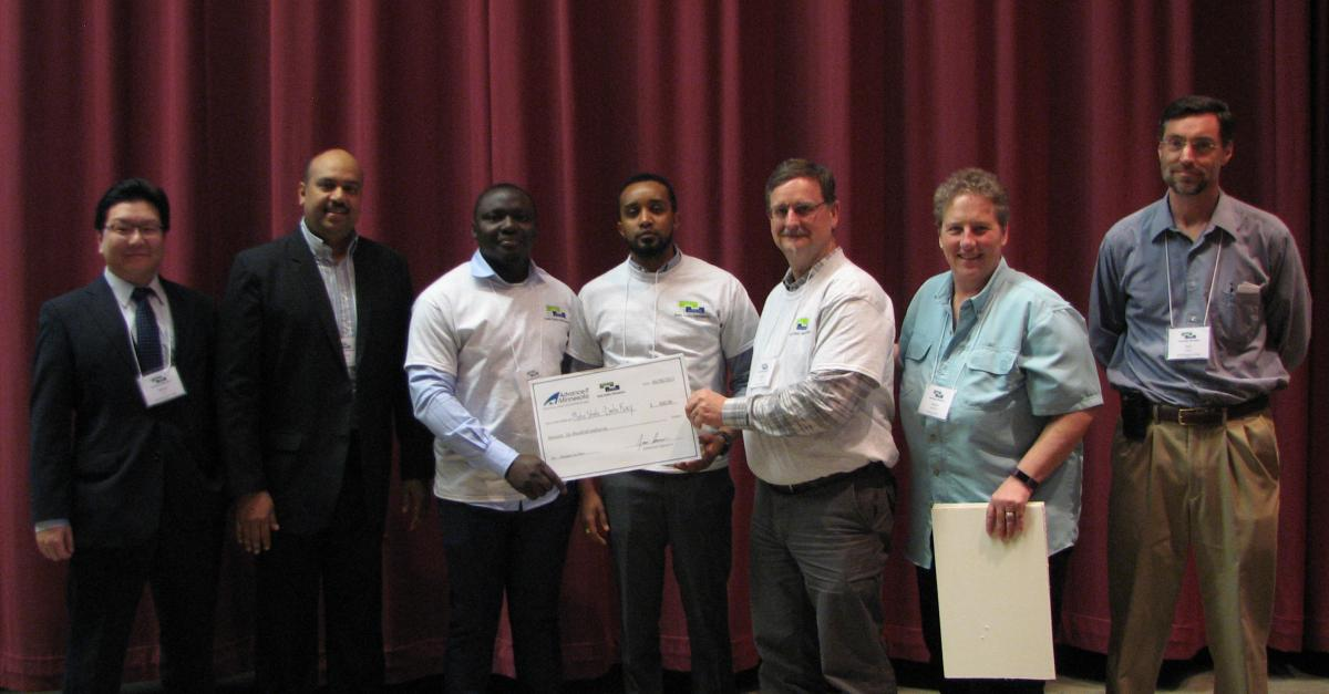 Metropolitan State takes First Place in Datagon competition