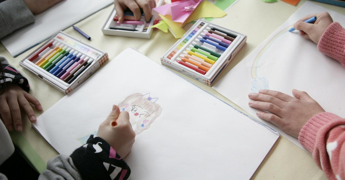 Art therapy sessions for veterans