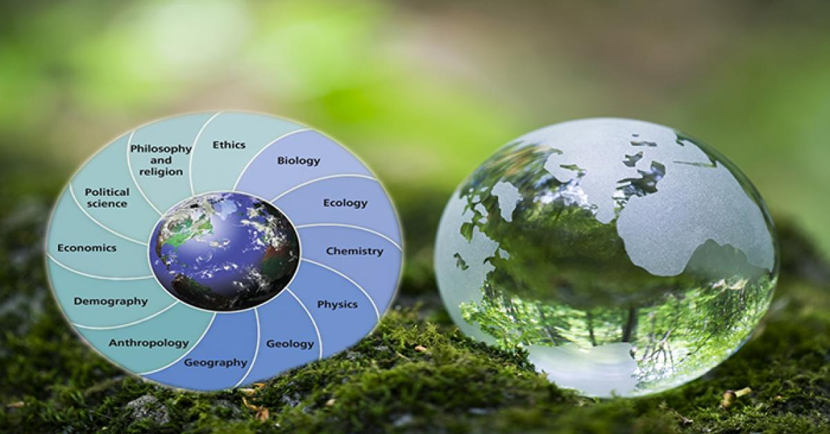 Explore the new environmental science degree