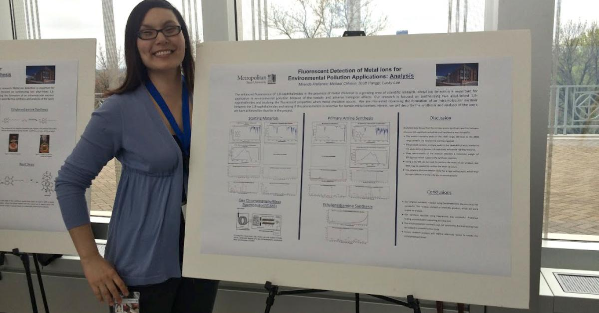 April 21: Student Research Conference