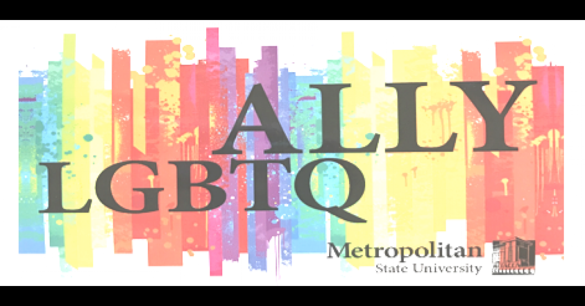 July 10: LGBTQ Ally Development Training