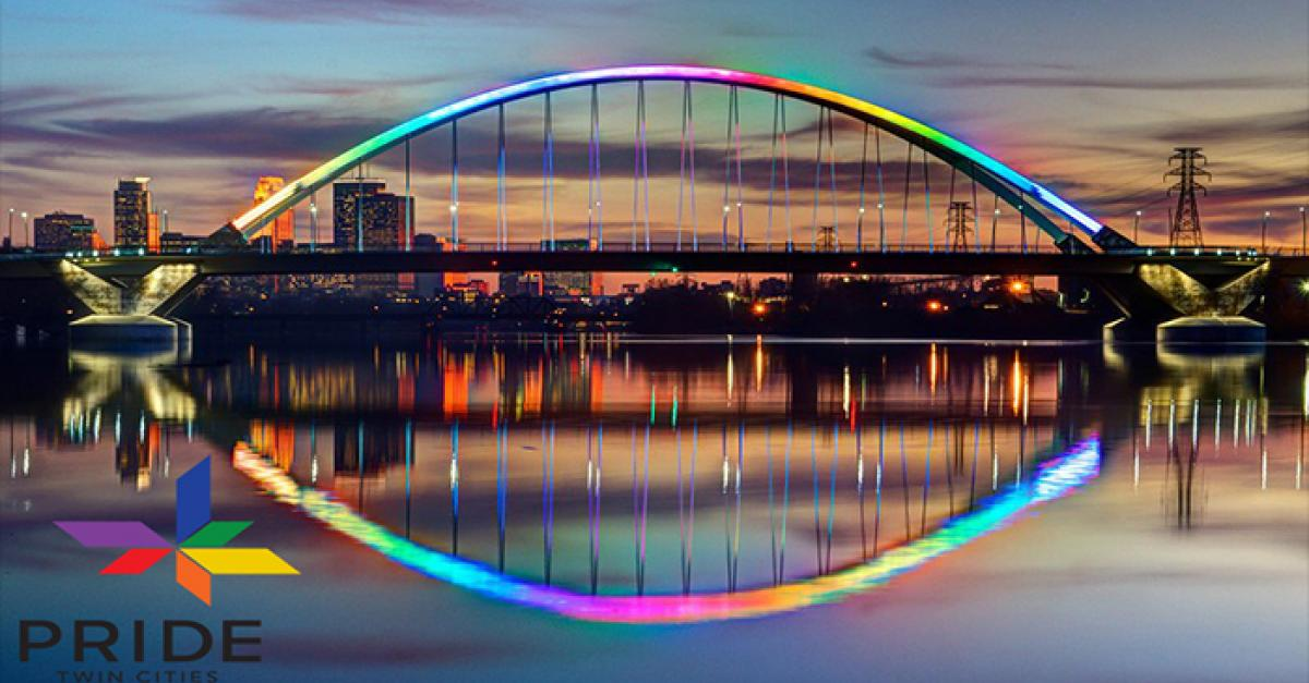 June 25-26: Participate in the 2016 Twin Cities Pride festivities