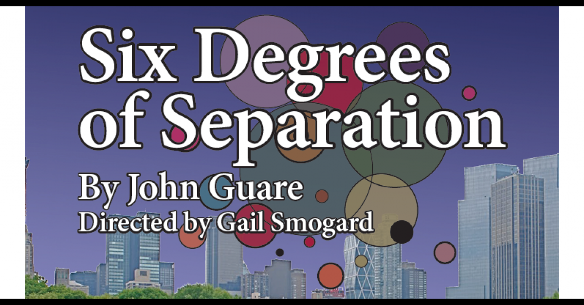 "Feb. 17-20: Metropolitan State copresents ""Six Degrees of Separation"""